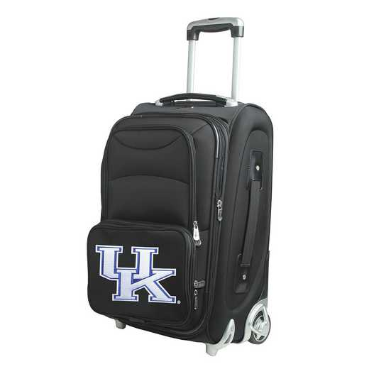 CLKYL203: NCAA Kentucky Wildcats  Carry-On  Rllng Sftsd Nyln